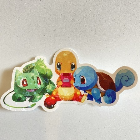 OG POKEMON STICKER